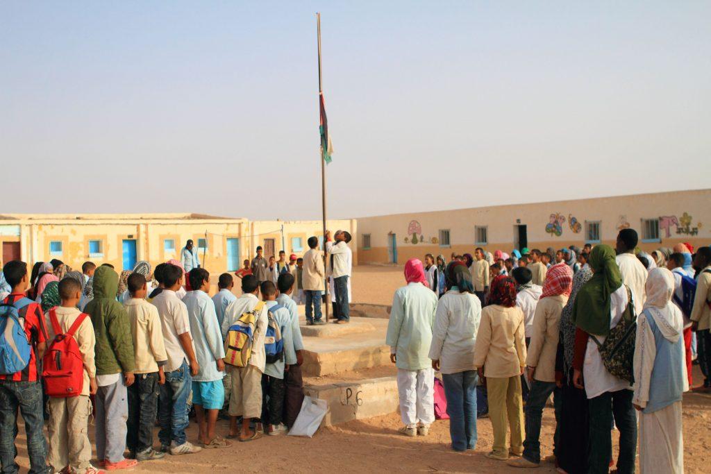 En el Sáhara Occidental, desde la ocupación por Marruecos del territorio en 1975, la situación se caracteriza por las sistemáticas violaciones de los derechos humanos de la población saharaui.